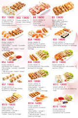 Menu Brochettes 1